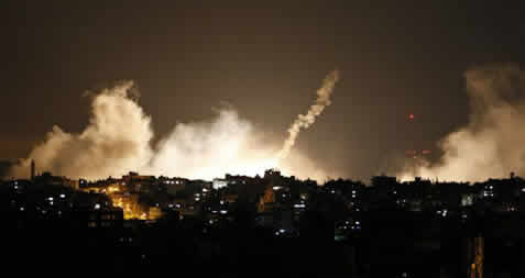 Israel Repels Hamas Infiltrations, Israel Repels Hamas Infiltrations From Gaza After Night of Attacks