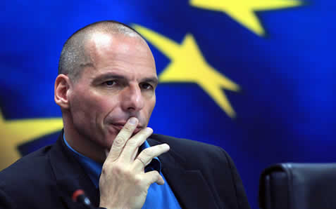 Varoufakis replaced