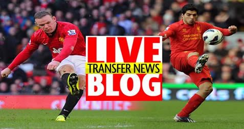 Transfer news LIVE, All of Friday's gossip, rumours and done deals as they happen